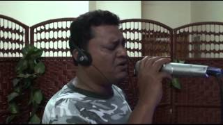 Hindi Karaoke by Azher, Kahan Tak Ye Man ko andhere chhalenge.