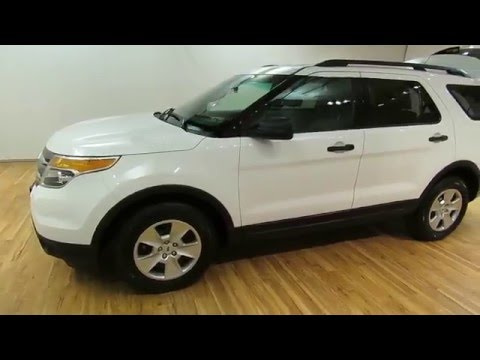 2013 Ford Explorer Base 4WD @CARVISION.COM