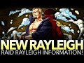 CLASH!! RAYLEIGH! UNIT INFORMATION! STAGE DISCUSSION! (One Piece Treasure Cruise - Global)