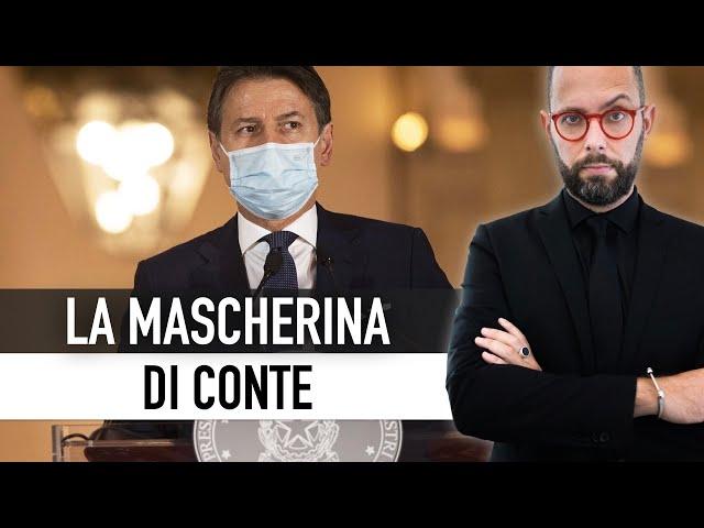La Mascherina di Conte
