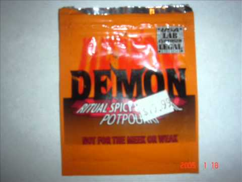 Demon free incense