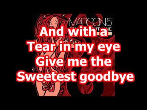 Maroon 5  - Sweetest Goodbye (Demo) [HQ+ LYRICS]