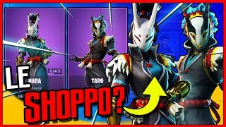 If I WIN This Match SHOPPO The Skin NARA On Fortnite!! Look what happened.