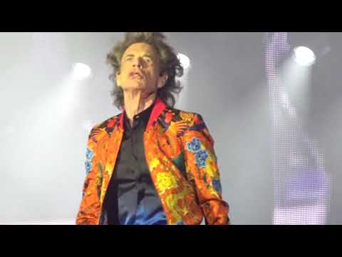 The Rolling Stones   Jumpin' Jack Flash   Rutherford NJ Aug 5 2019