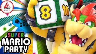 Super Mario Party FULL GAME LIVE! Come Play Mario Party Switch!