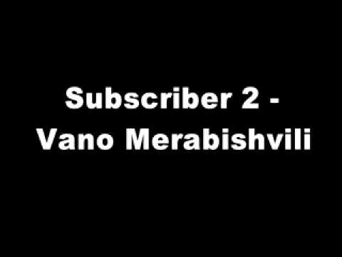A telephone conversation between Subscriber 2 and Vano Merabishvili. conv.3