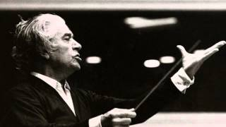 Bruckner - Symphony No. 8 in C minor - 2 Scherzo - Celibidache