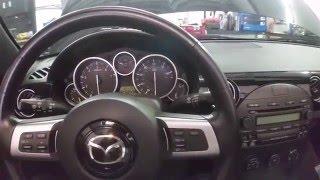 MX-5 Inside and Under the NC Mazda Miata