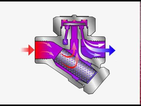 Image result for THERMODYNAMIC STEAM TRAP