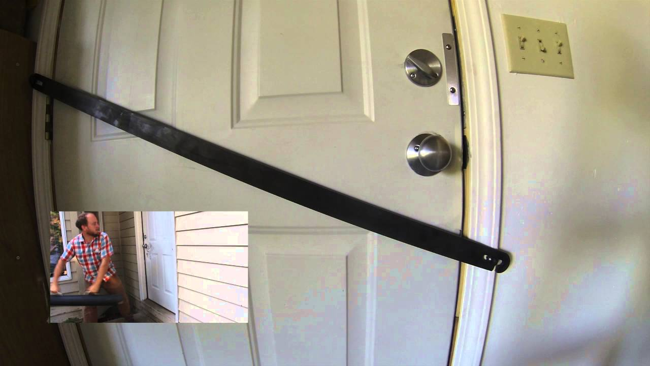 Removable Security Bars