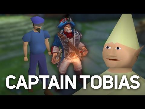 Tobias Fate - Captain Tobias
