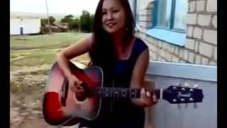 Солнышко ты мое ясное   песня под гитару
