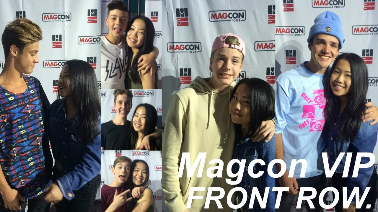 magcon meet and greet 2016 tax