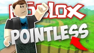 Top 10 Pointless Roblox Games