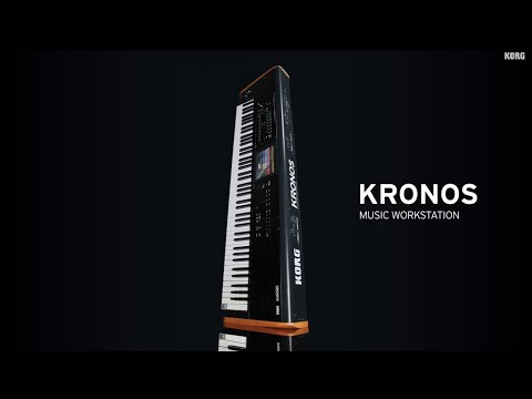 Korg Kronos 2 61SE Workstation Keyboard