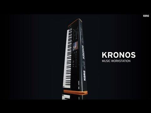 The NEW More Powerful Korg Kronos - Evolve