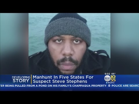 Thumbnail: Alleged Facebook Live Killer Considered Armed And Dangerous