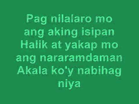 Llyod Umali and Ima Castro - Nanliligaw, Naliligaw (with Lyrics)