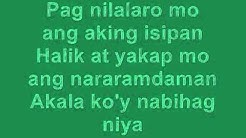 Llyod Umali and Ima Castro - Nanliligaw, Naliligaw (with Lyrics)