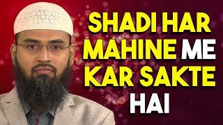 Muharram, ramzan aur safar me bhi nikah - shadi kija sakti hai by adv. faiz syed