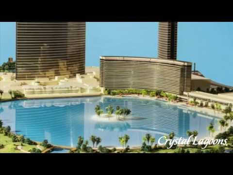 Crystal Lagoons - Steve Wynn - Promo