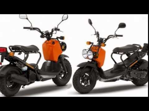 2014 Honda Ruckus Full Specs - YouTube