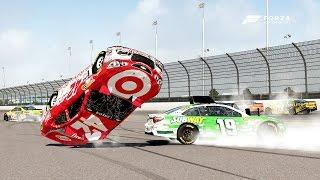 ARCA BRAKES!!!   Forza Motorsport 6   NASCAR Expansion