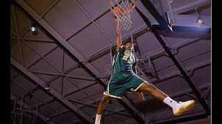 Lebron James 2003 High School Dunk Contest