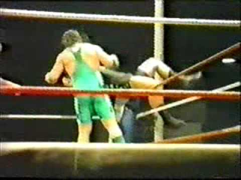 """Catchen/Wrestling Dave """"Fit"""" Finley vs Wolfgang Tr..."""