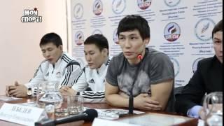 Интервью Виктора Лебедева с пресс-конференции.