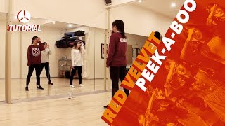 [TUTORIAL] Red Velvet (레드벨벳) - Peek-A-Boo (피카부) | Dance Tutorial by 2KSQUAD