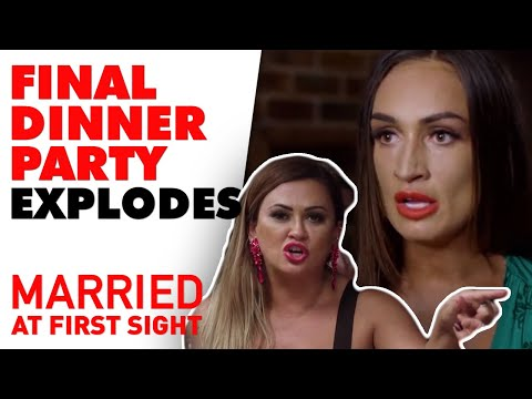 Natasha Claims Stacey Slept With Mikey Months Ago | MAFS 2020