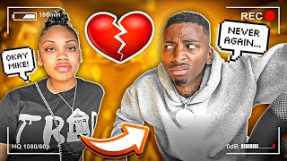 WE FINALLY HAD A SIT DOWN & WE ARE NEVER GETTING BACK TOGETHER!💔