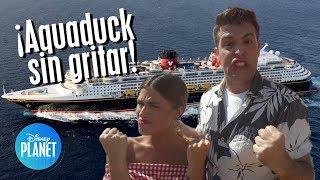 ¡Aquaduck sin Gritar! l Disney Planet