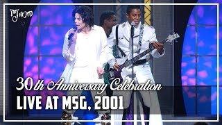 LIVE AT MSG, 2001 - 30th Anniversary Celebration (Full Concert) [60FPS]   Various Artists