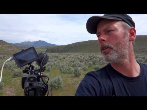 Mit Rolf Stumpf in Palisade, Nevada
