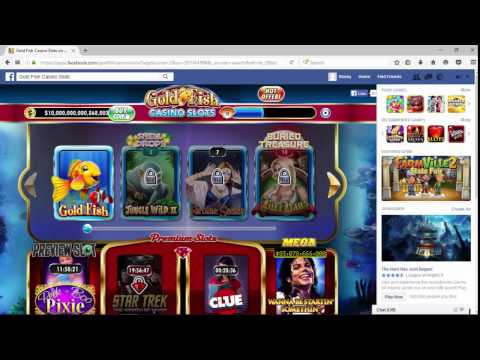 Gold Fish Casino Slots: UNLIMITED COINS!! Trainer ❤