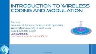 Wireless Coding and Modulation: Part 4 - FHSS & DSSS