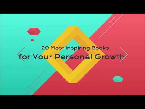 20 most inspiring books for your personal growth thumbnail