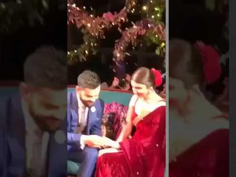 Virushka Wedding: Virat Kohli and Anushka Sharma Engagement In Italy
