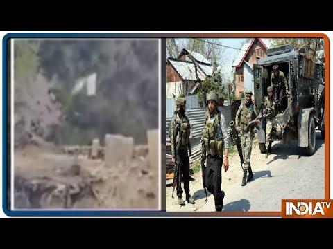India ने Pakistan पर बरसाया बम, बॉर्डर पर झुका हुआ नज़ारा आया पाकिस्तानी झंडा