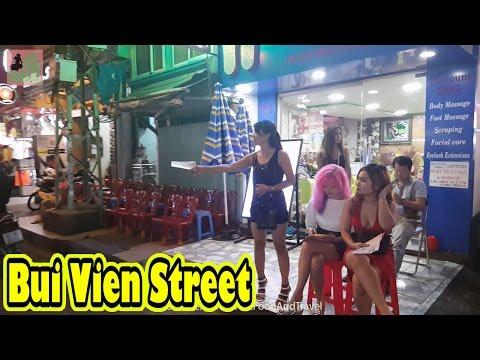 Bui Vien Street Famous Backpacker Street in Saigon | Vietnam Travel