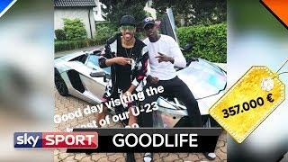 Fernduell zwischen Aubameyang & Lewandowski | Goodlife #33 - Bundesliga-Stars and Lifestyle