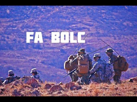 US Army Field Artillery BOLC (Trailer)
