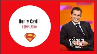 Henry Cavill on Graham Norton