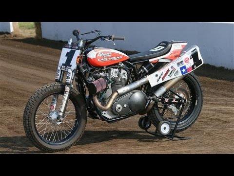 Harley Flat Track >> Flat Track Racing A Harley Davidson Xr750 Youtube