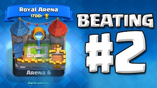 BEATING TOP PLAYERS :: Clash Royale  ::  INSANE HIGH LEVEL GAMEPLAY!