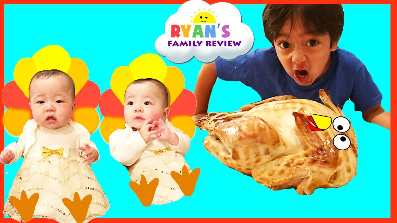 Baby S First Thanksgiving 2016 Ryan S Family Review Holiday