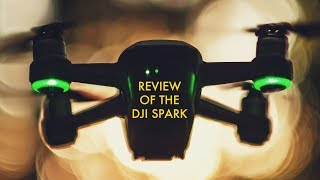DJI Spark Review - filmed entirely with the DJI Spark thumbnail