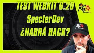 Probamos el Webkit PS4 6.20 de SpecterDev. ¿Habrá Hack?